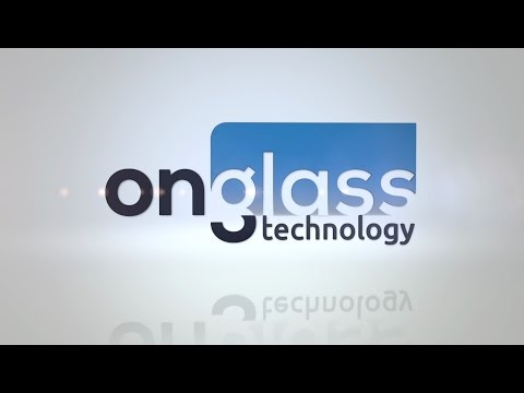 On Glass Technology на SibBuild Siberia 2017