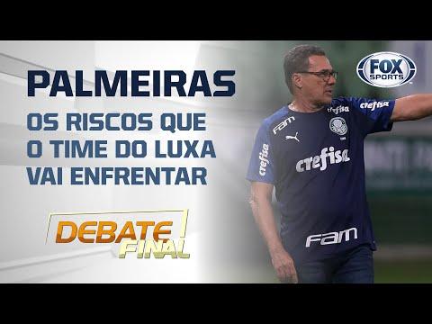 ATLETAS DO PALMEIRAS ESTÃO EM RISCO? Veja discussão no Debate Final