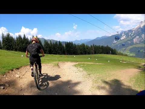 Bikepakr Leogang 2020 Hang Man I