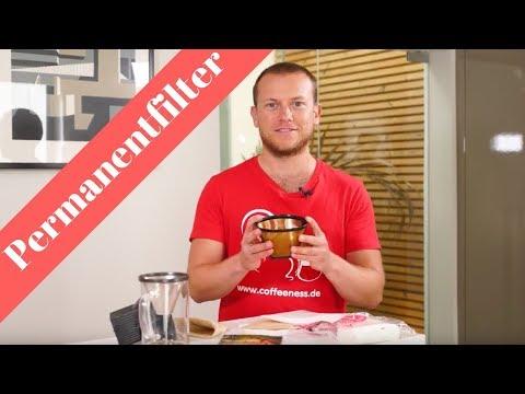 Permanentfilter für Kaffee | Nie wieder Abfall?