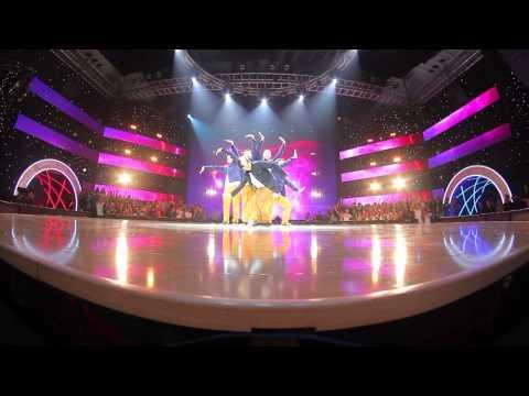 Giám khảo Dumbo nhảy Con Bướm Xinh quá tuyệt vời!!