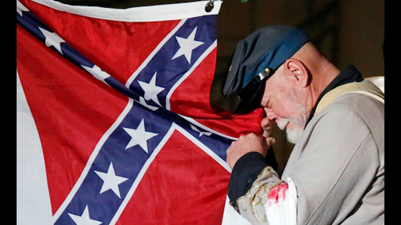 Racists Furious Over Confederate Flag Removal thumbnail