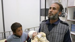 Besieged and starved: The forgotten suffering of Syria