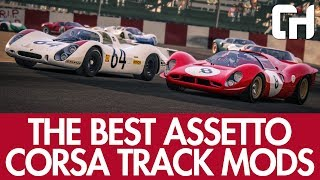 DRM Revival Assetto Corsa Mod (First Impressions) - Самые