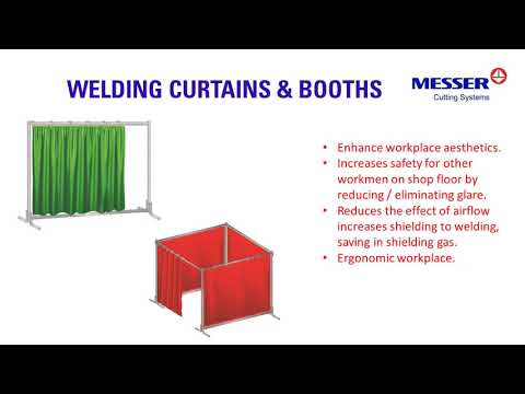 Welding Curtains