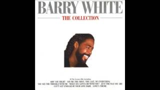 Walking In The Rain (With The One I Love) - Barry White