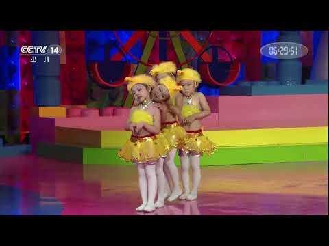 [英雄出少年]《小鸡小鸡》 表演:刘沐菲等   CCTV少儿
