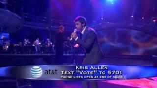 Kris Allen - The Way You Look Tonight