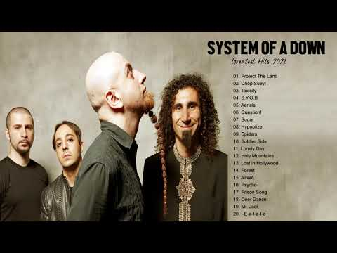 S.O.A.D Greatest Hits 2021 - S.O.A.D Best Songs Playlist