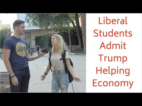 Liberal Students: Obama Does Not Deserve Credit for Post-Obama Recovery