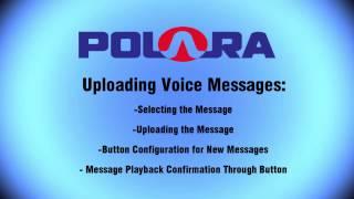 PC - Voice Message Uploading