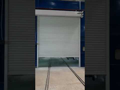 Garage Rolling Shutter
