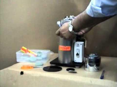 Ink Rub Resistance Tester