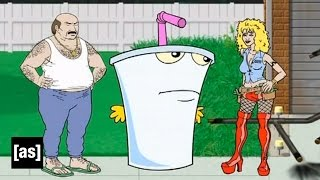 Top Ten Sexy Moments: I Saw Her First | Aqua Teen Hunger Force | Adult Swim