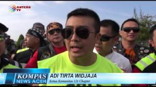 KOMUNITAS MOGE TURING BAKTI SOSIAL  KOMPAS NEWS ACEH 10/03/2016