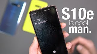 Samsung Galaxy S10e: Some of Its Special, Cool Stuff!