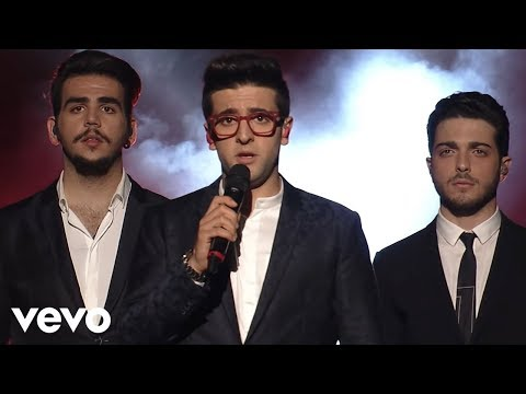 Letra Grande amore (Spanish Version) Il Volo