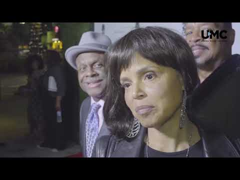 , title : 'UMC All Access & Victoria Rowell on the Red Carpet - PAFF 2018'