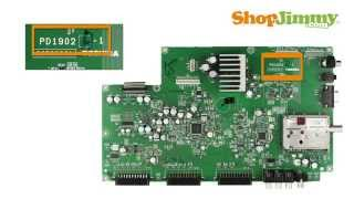 46XV648U 40XV645U V28A000998A1 52XV645U Main Board PE0748A Toshiba 46XV645U