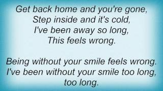 Evermore - Without Your Smile Lyrics