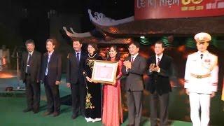 Phó Thủ tướng Chính phủ Vương Đình Huệ tham dự Đêm doanh nghiệp 2016