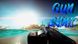 [Battlefield 4] Gun Sync | Seven Nation Army (The Glitch Mob Remix)