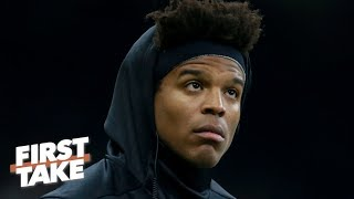 Panthers should sit Cam Newton for the 2019 season - Max Kellerman   First Take