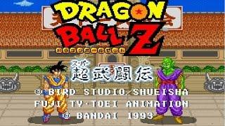 ドラゴンボールZ 超武闘伝 普通にプレイ (60fps) | Dragon Ball Z: Super Butōden