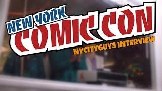 Jon Gries - Dream Corp. LLC - Comic Con de New York - Interview 2 07/10/2016