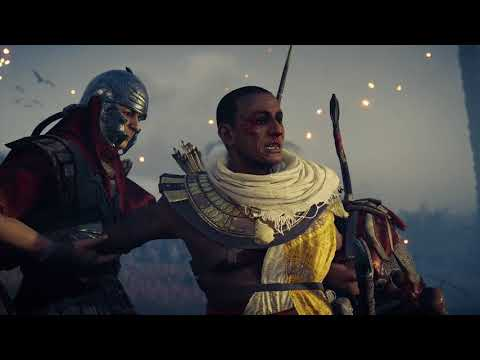 Assassin's Creed Origins - Bande-annonce de lancement  de Assassin's Creed : Origins