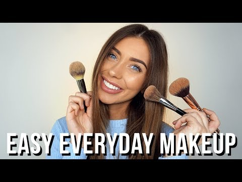 Makeup for Beginners: Everyday Makeup Tutorial | Step by Step