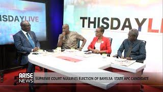 Bayelsa Supreme Court ruling, Agba Jalingo bail, Amnesty International and more - Thisdaylive Panel