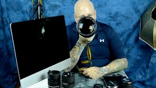 Absolute BEST PORTRAIT LENSES for Nikon DSLR! Best of the Best! ~Also very expensive