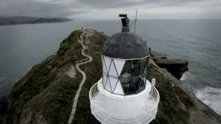 preview picture of video 'Castlepoint Lighthouse'