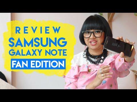 Gadget Review : Samsung Galaxy Note Fan Edition | DIANA RIKASARI