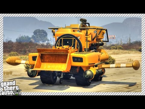 GTA 5 New Funny Vehicles - 22 Unique & Funny Vehicles | Epic Custom Vehicles (GTA 5 Gameplay)