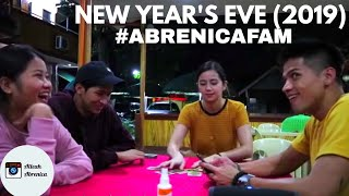 New Year's Eve with the Abrenica Family