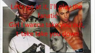 JLS-Take you down Lyrics