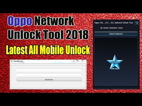 Oppo A3s A5 Realme2 All Qualcomm Country Unlock Free Method