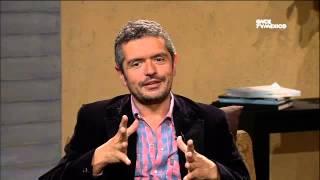 Conversando con Cristina Pacheco - Leopoldo Brizuela
