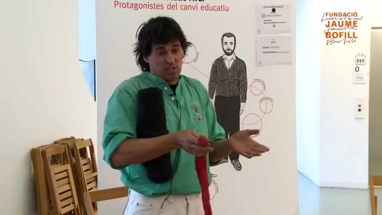 Taller dels castellers - Castellers de Vilafranca