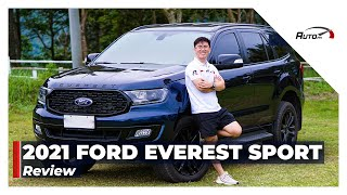 2021 Ford Everest Sport - Car Review