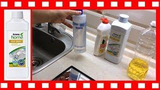 Средство для мытья посуды Dish Drops экологически чистое и экономное #dom