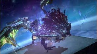 FFXIV Stormblood - Shinryu Extreme Clear Monk PoV