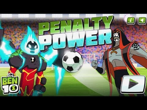 BEN 10: PENALTY POWER [Cartoon Network Games]