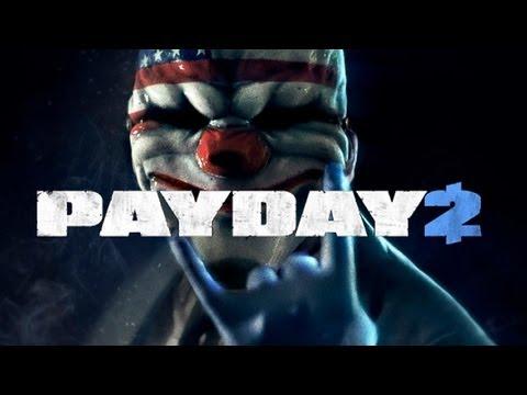 Payday 2 #Crimewave Edition
