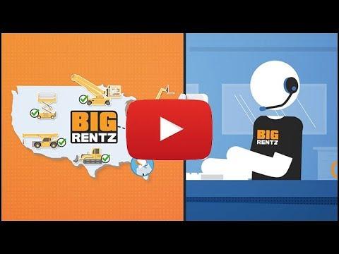 BigRentz: The Nation's Largest Construction Equipment