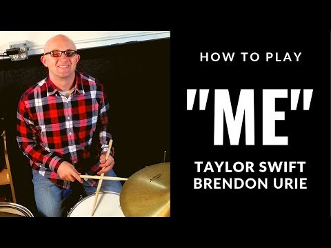 """Learn the pro tips to play """"Me"""" by Taylor Swift."""
