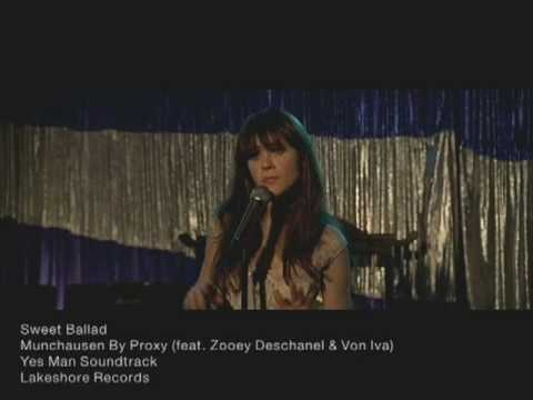 Sweet Ballad Sweet Ballad (OST by Munchausen By Proxy Feat. Zooey Deschanel & Von Iva)