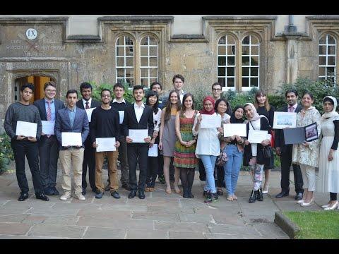 Sheikh Saqr Student Enrichment Program: Overseas Experience